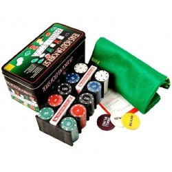 Set de Póker Texas Holdem