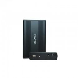 """Capsula VANTEC VT-HD012 / 3.5"""" SATA METAL/ USB  2.0"""