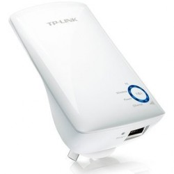 Repetidor WIFI Wireless TP-LINK TL-WA850RE 300Mbps-Blanco