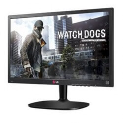 "Monitor LED Lg 20"" Modelo 20m38a-b Dual Smart Solution"