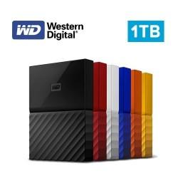 Disco Duro Externo Western Digital My Passport 1 TB Usb 3.0
