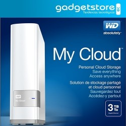 Disco Duro Externo Western Digital My Cloud 3tb Wd