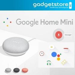 Mini Parlante Inteligente Google Home Asistente Google - Plomo