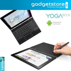 "Tablet Lenovo Yoga Book 64Gb 10.1"" Windows - NegraTablet Samsung Tab A7 pulg.-Kartyy 