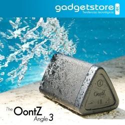 Parlante portátil Bluetooth resistente al agua Oontz Angle 3 Negro