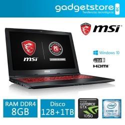 Laptop Gamer Msi Gl62m Core I7-7700hq Windows 10 8gb 1tb 128ssd15.6 PulgadasNOTEBOOK HP OMEN 15-BTO GAMING-Kartyy | SuperMarket Online