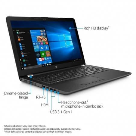 Notebook HP / Disco duro 1 Tb / 15.6 pulgadas