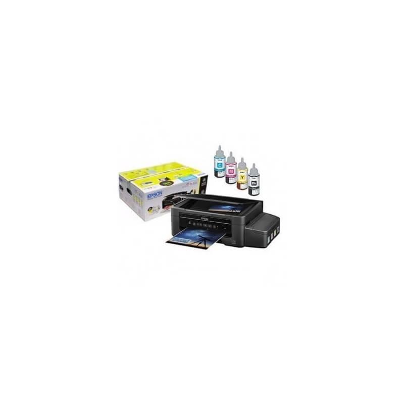 Impresora Multifuncional L395 Wi-Fi EcoTank Sistema Tanque de Tinta-Kartyy | SuperMarket Online