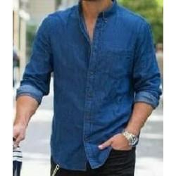 Camisa Formal para caballero- Demin