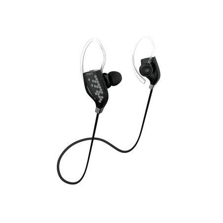 Audífonos Inalámbricos CEBT408GRN Coby - Negro