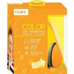 Audífonos de diadema para niños CVH821 Coby - Varios colores