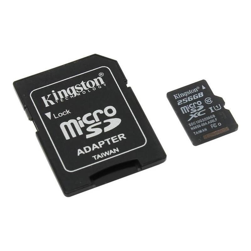 MICRO SD Kingston 256 GB
