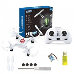 Mini Drone JJRC H8 Quadcopter 2.4G 6-Axis Gyro 4 Canales