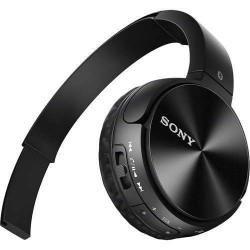 Auriculares Headphones con Bluetooth Modelo MDR-XB400BY