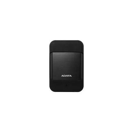 DISCO EXTERNO ADATA HD700 2TB NEGRO USB 3.1, IP56 AGUA, POLVO, MIL-STD-810G 516.6 GOLPES
