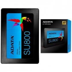 SSD ADATA 512GB SU800 2.5, SATA 6GB/S, 3D TLC, LECTURA 560MB/S, ESCRITURA 520MB/S