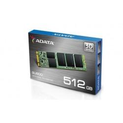 SSD ADATA 512GB SU800 M.2 SATA 6GB/S, 2D NAND FLASH, LECTURA 560MB/S ESCRITURA 520MB/S