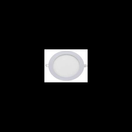 LAMPARA LED PANEL SOBREPUESTA CEMENTO LOSA