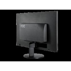 Monitor LED AOC E1670SWU de 15.6 pulgadas