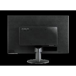 Monitor led AOC 19 pulgadas d-sub, resolución max 1366 x 768