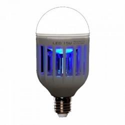 BOMBILLA LED MATA INSECTOS MOSCOS MOSQUITOS MOSCAS SANCUDOSREFLECTOR DE LED EXTERIOR DE 10W-Kartyy | SuperMarket Online