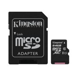 Memoria KINGSTON microSD 64GB