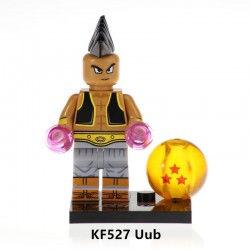 Minifigura Lego Uub Dragon Ball