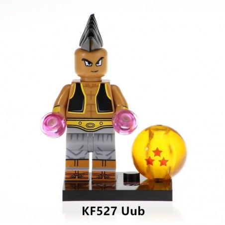 Minifigura Lego Uub Dragon Ball
