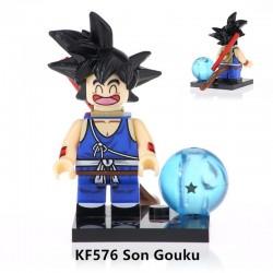 Minifigura Lego Son Gouku