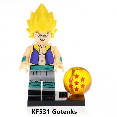 Minifigura Lego Gotenks