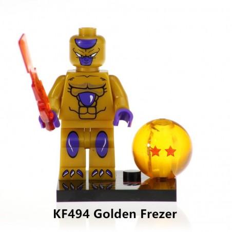 Minifigura de Lego Golden Frezer