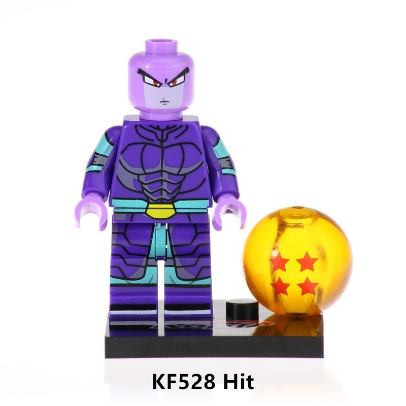 Minifigura Lego Hit dragon Ball