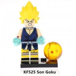 Minifigura Lego Son Goku