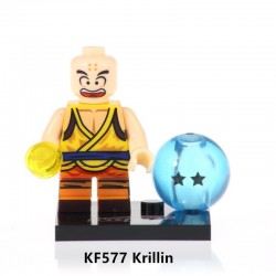 Minifigura Lego Krillin Dragon Ball