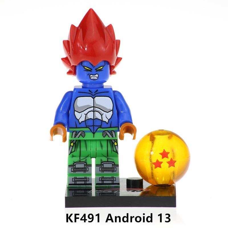Minifigura Lego Android 13