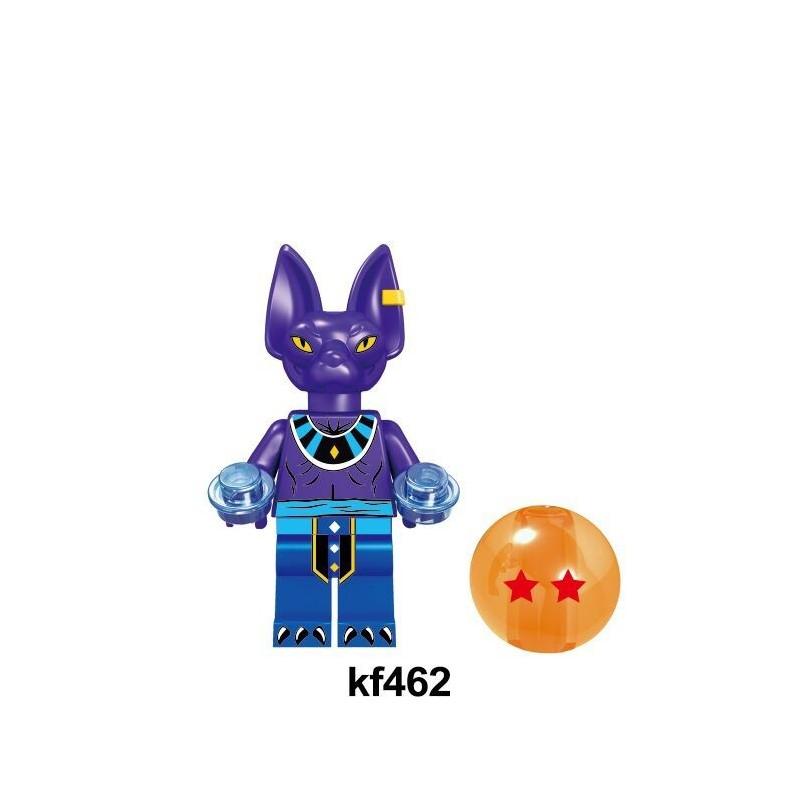 Minifigura Lego Bills Dragon Ball