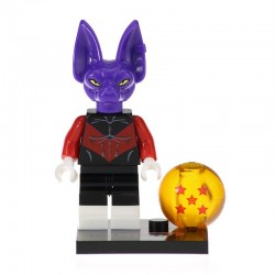 Minifigura Lego Bills Dragon Ball