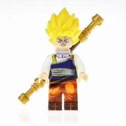 Minifigura Lego Goku Yadra