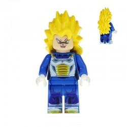 Minifigura Lego Vegeta SSJ3