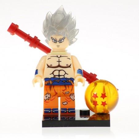 Minifigura Lego Goku Ultra Instic
