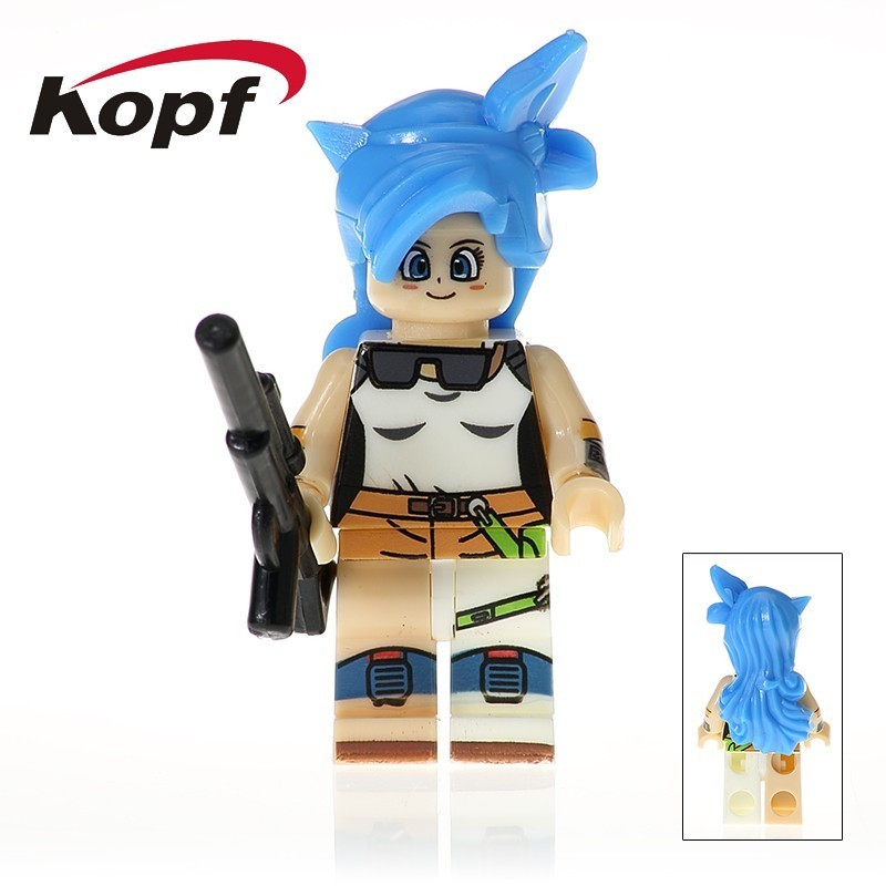 Minifigura Lego Launch dragon ball