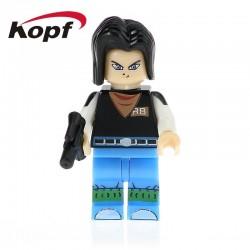 Minifigura Lego Androide 17