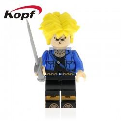 Minifigura Lego Trunks del Futuro