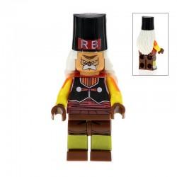 Minifigura Lego Android 20