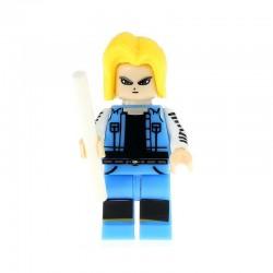 Minifigura Lego Android 18