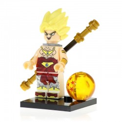 Minifigura Lego Broly Dragon Ball