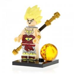 Minifigura Lego Broly Dragon Ball