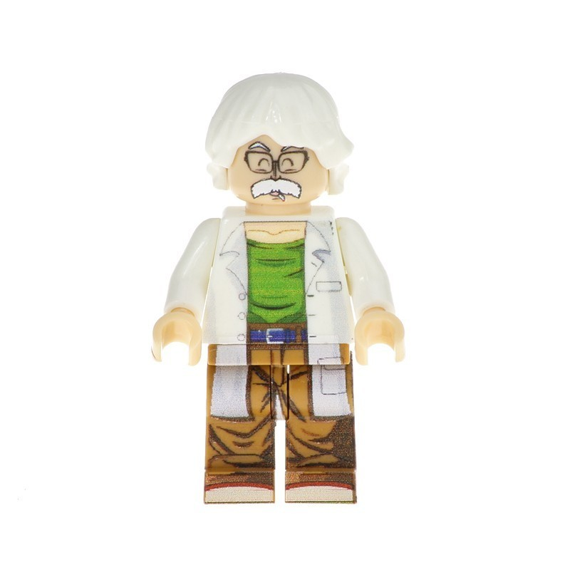 Minifigura Lego Dr Brief Dragon Ball