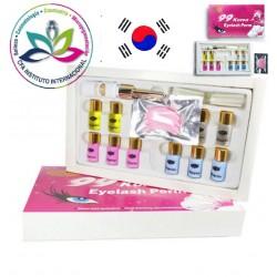 Pestañas Permanentes Korea 99