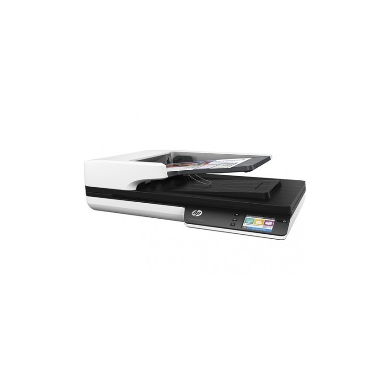 Scanner HP 4500 RED